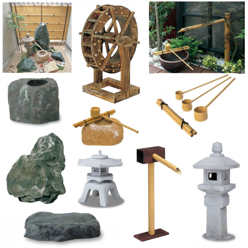 Artificial Japanese Garden Supplies