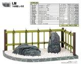ミニ庭園セット(坪庭L02)