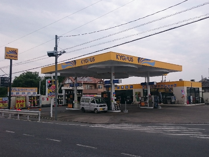 田島石油様 (神流川銘水米)