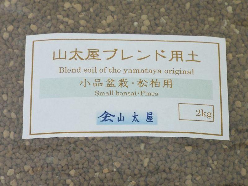 松柏盆栽用土